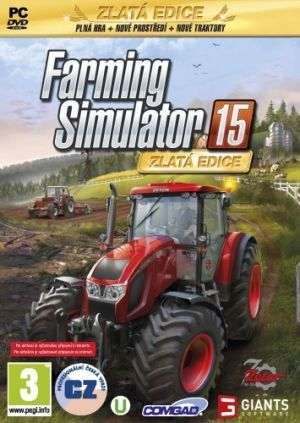 Farming Simulator 15 GOLD (PC)
