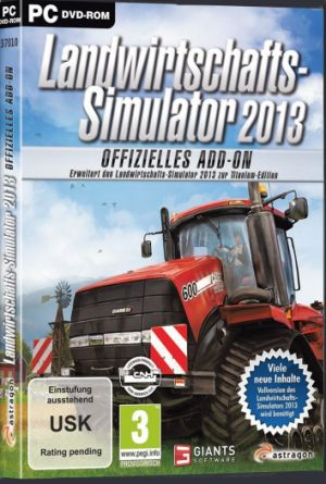 Farming simulátor 2013 - Offizielles Add-On